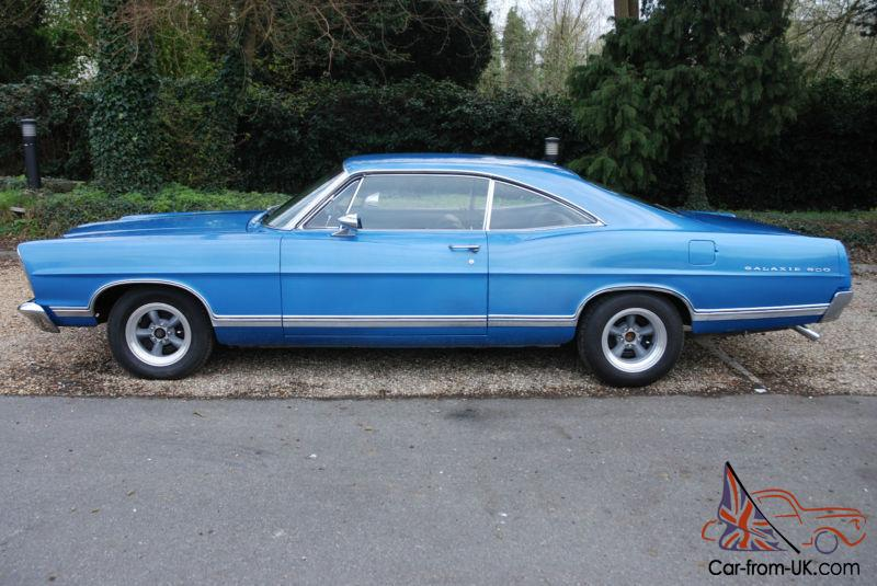 1967 ford galaxie 500 2 door coupe 289 v8. Cars Review. Best American Auto & Cars Review