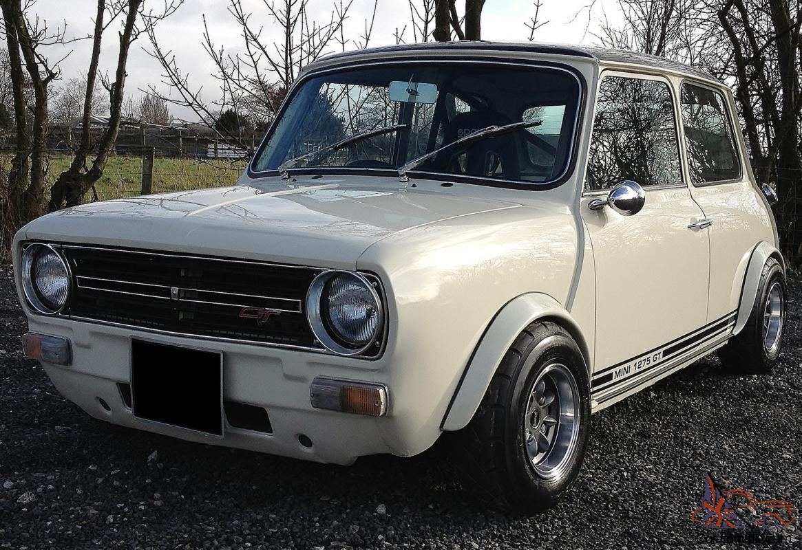 1977 Austin Mini 1275 Gt In Beautiful Restored Condition Fantastic Spec