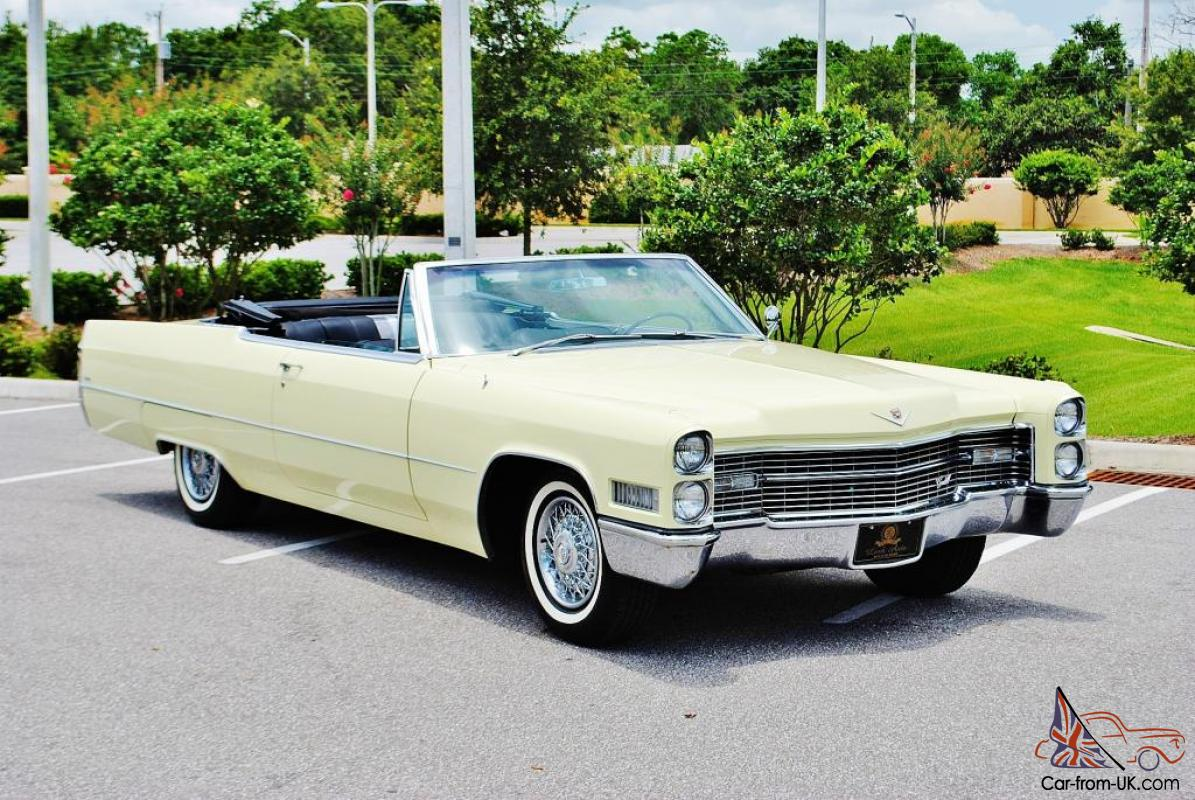 beautiful 1966 cadillac deville convertible 59k loaded really nice car. Cars Review. Best American Auto & Cars Review