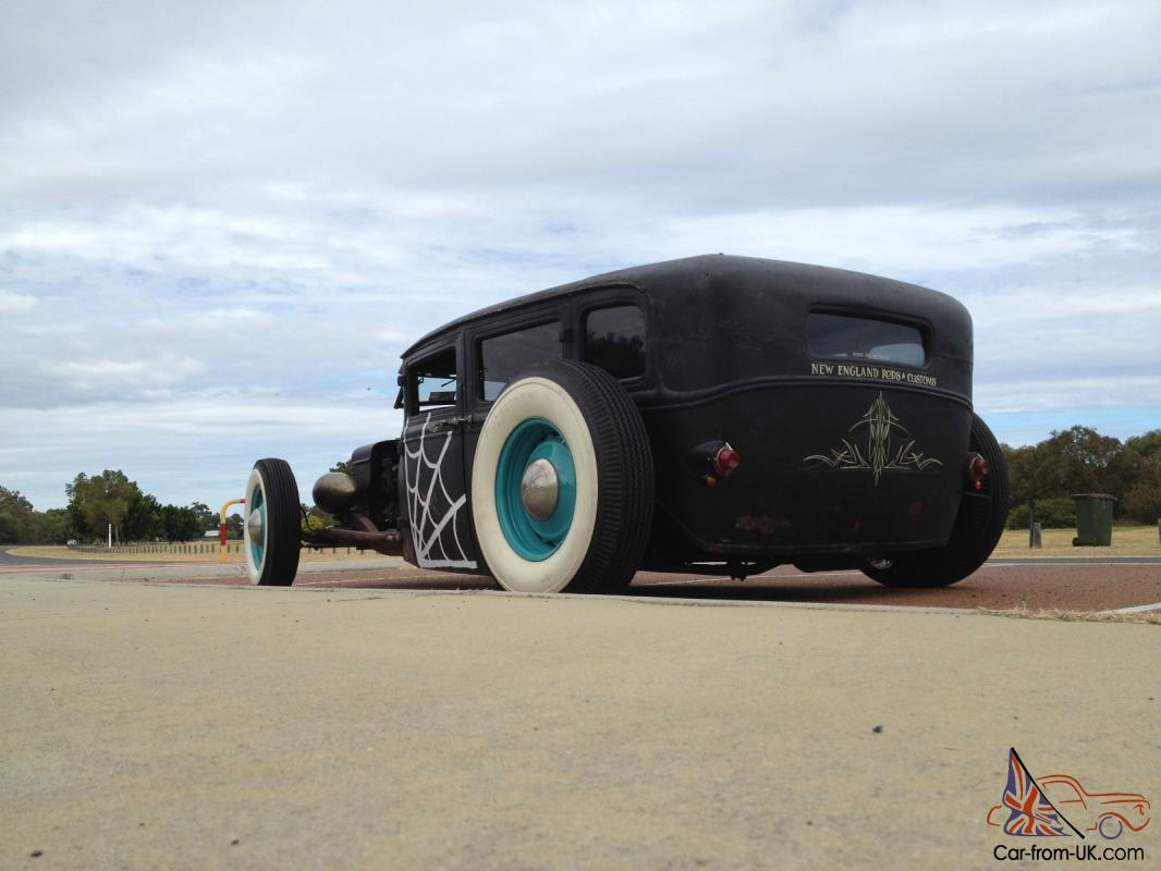 28 Ford Tudor Ratrod RAT ROD Hotrod HOT ROD Custom