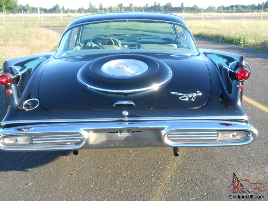 1957 Chrysler Imperial Southampton Coupe Restored Hemi