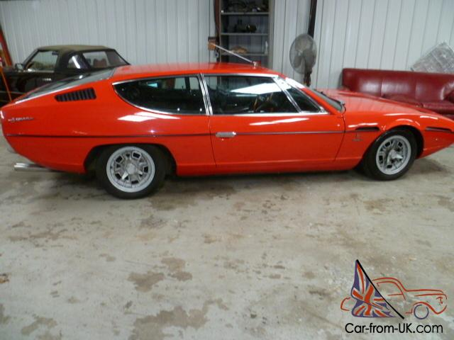 1970 lamborghini for sale