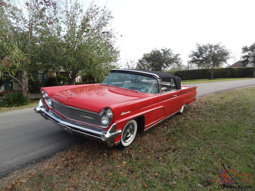 1959 lincoln continental convertible submited images pic2fly - Filename Ebay237238 Jpg