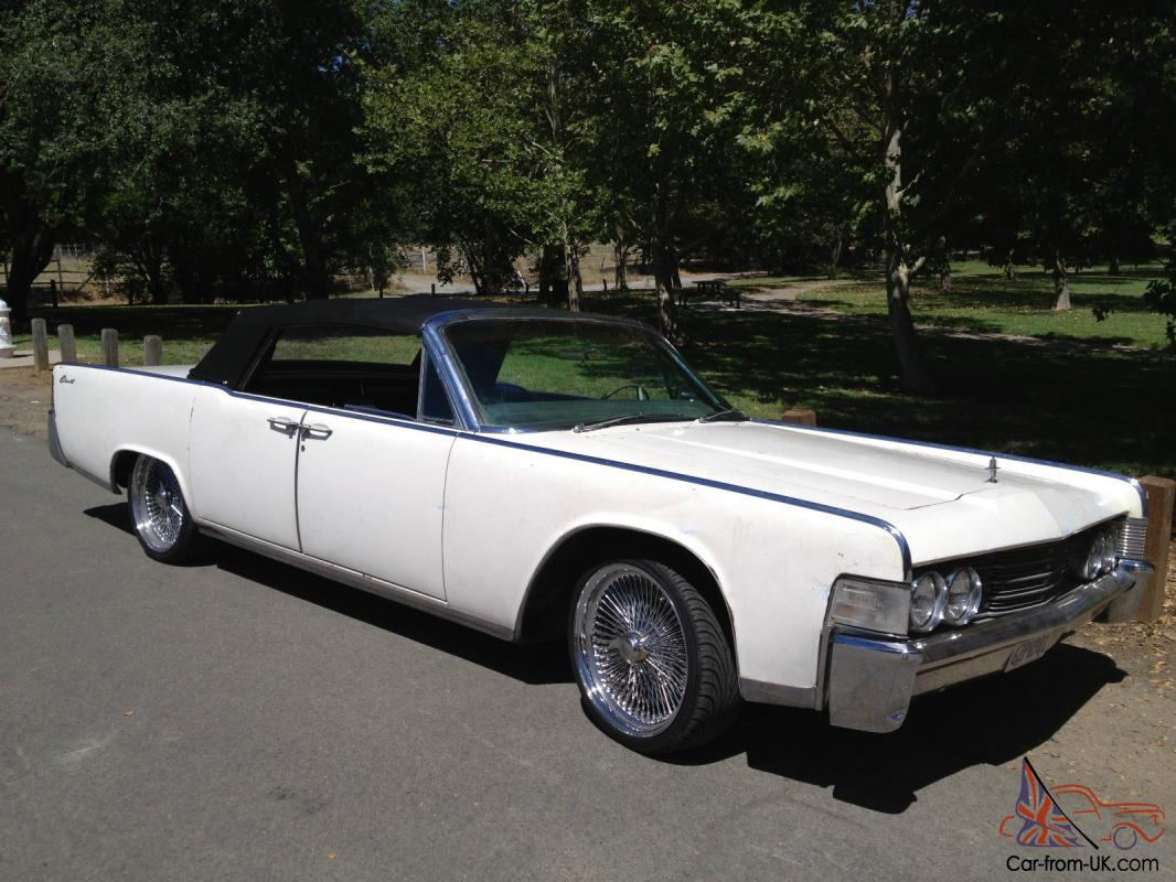 1965 lincoln continental convertible suicide doors no. Black Bedroom Furniture Sets. Home Design Ideas