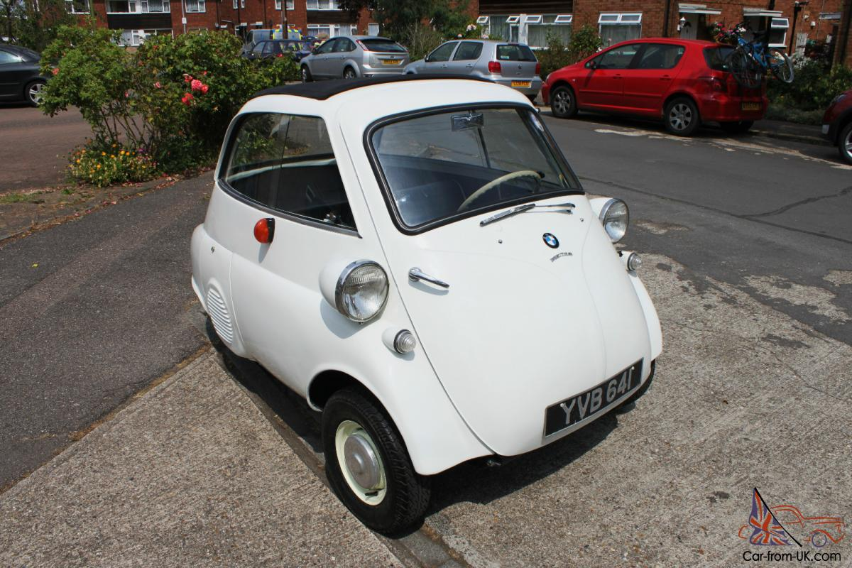 BMW Isetta Bubble Car - Bmw signs for sale