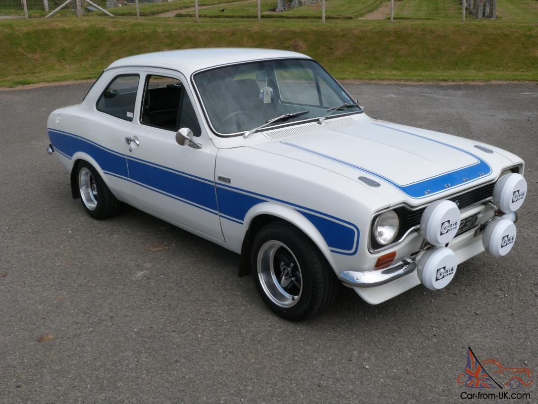 1972 FORD ESCORT MK1 RS2000 rep