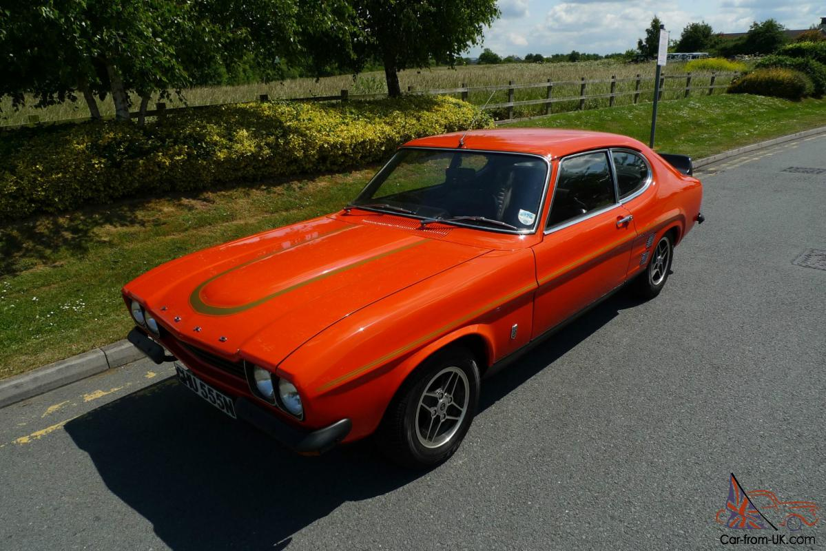 1974 Ford Capri Rs3100
