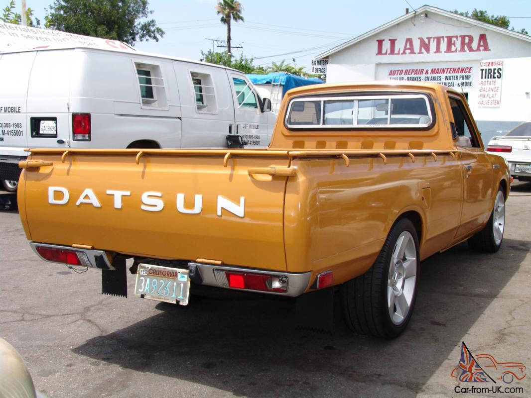 1975 DATSUN 620 SERIES PICKUP