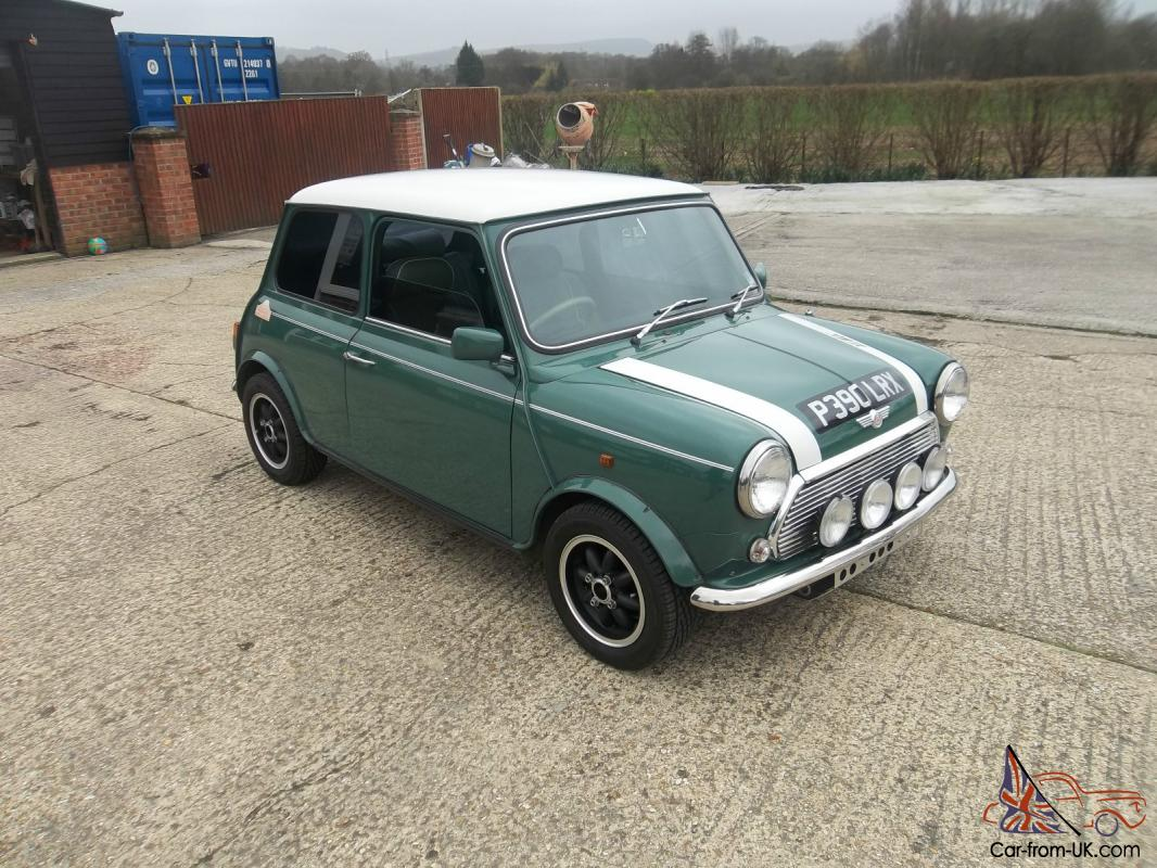 1996 P Reg Rover Mini Cooper Jap Import Mint Condition