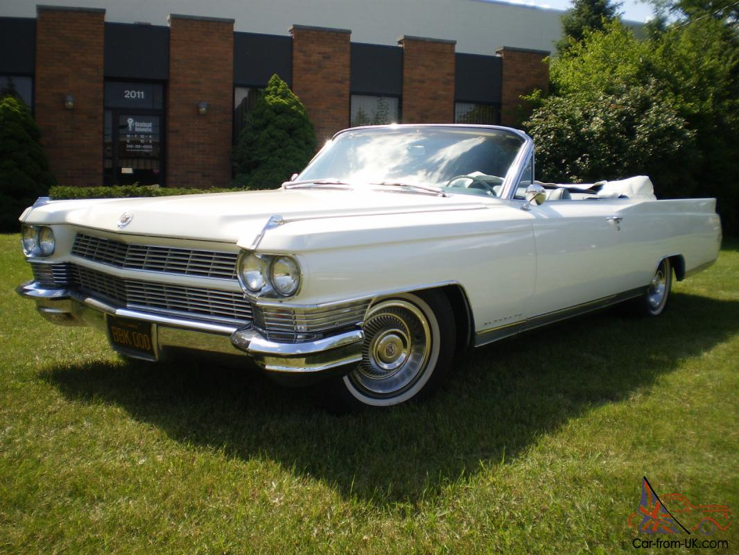 1964 cadillac eldorado biarritz convertible for sale. Cars Review. Best American Auto & Cars Review