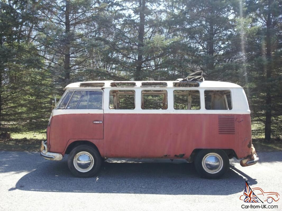 1966 vw samba 21 window deluxe bus for 1966 21 window vw bus