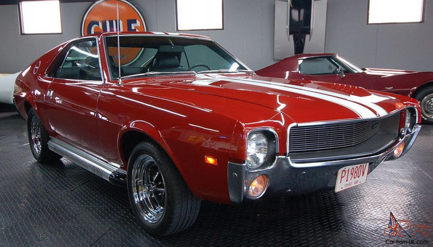 1968 american motors amx for American classic motors for sale