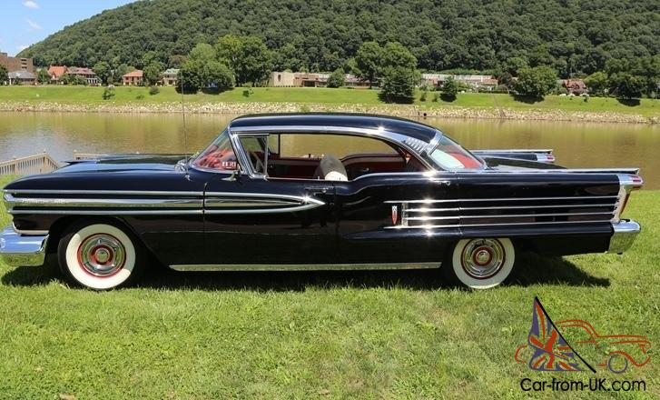 1958 oldsmobile ninety eight 4door hardtop. Black Bedroom Furniture Sets. Home Design Ideas