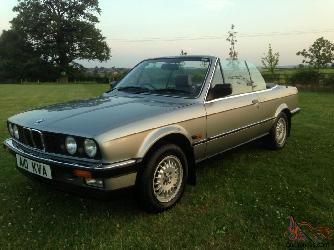 1987 e30 bmw 325i convertible. Black Bedroom Furniture Sets. Home Design Ideas
