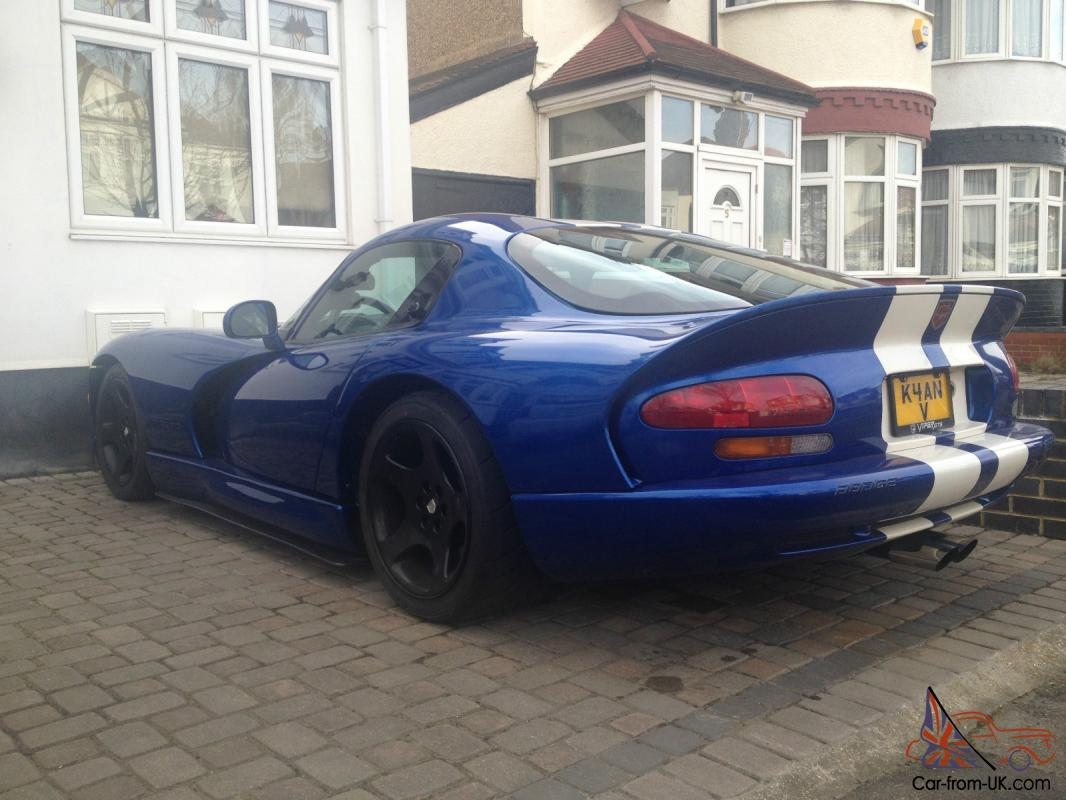 Viper Gts For Sale >> Dodge Viper Gts Coupe Supercharged 780hp