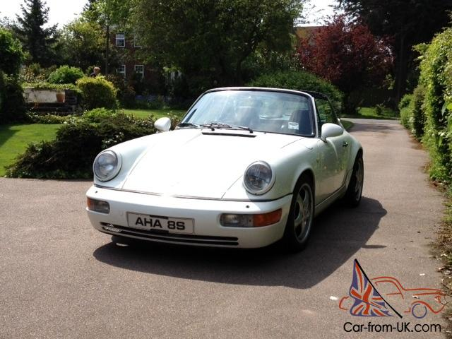 1984 white porsche 911 carrera 2 with a 1989 93 carrera 24 body kit publicscrutiny Choice Image