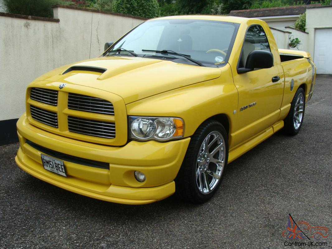 2004 Dodge Ram Rumble Bee 5 7 Hemi