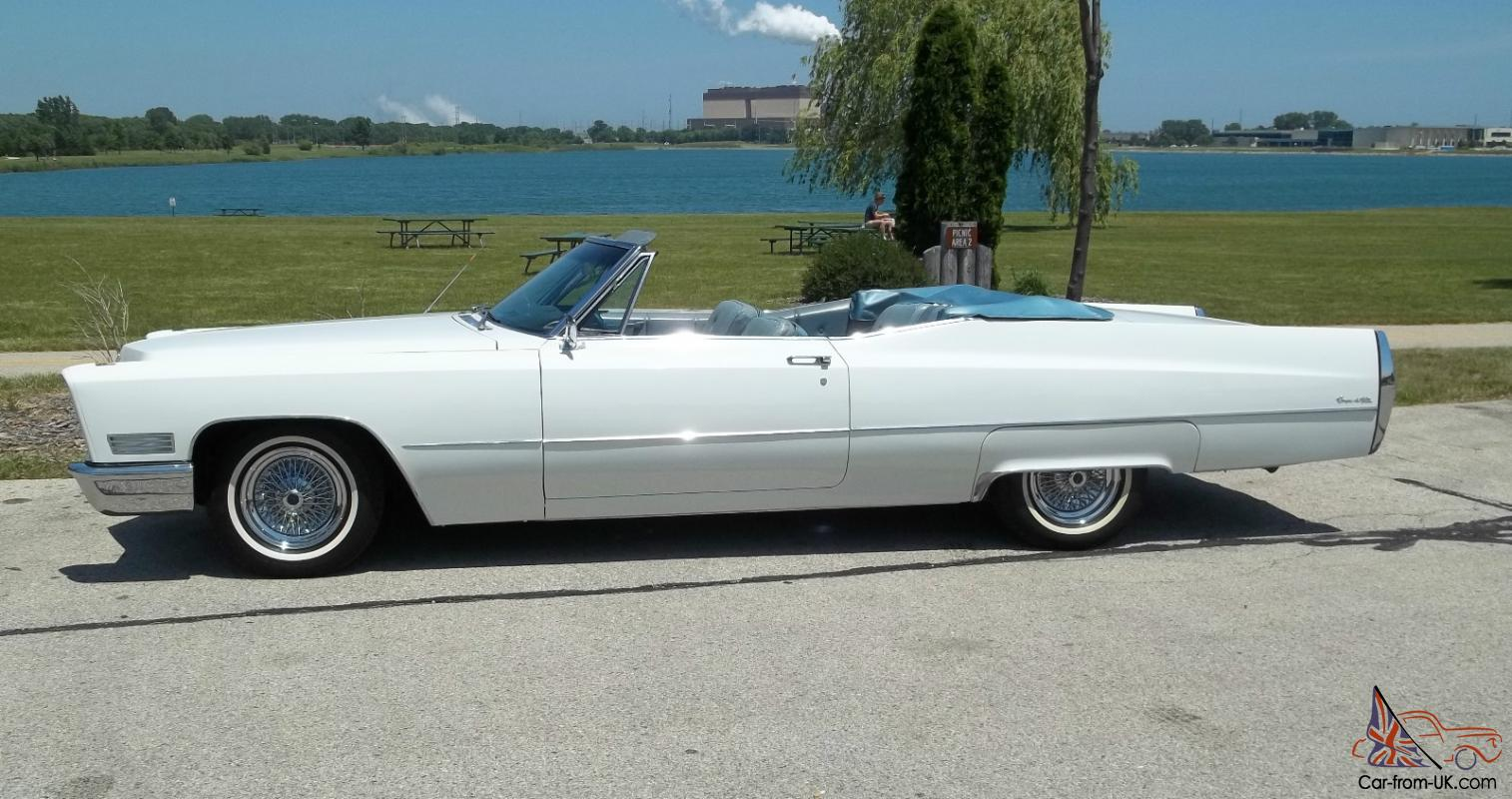 1956 cadillac interior related keywords amp suggestions - 1967 Cadillac De Ville Convertible Excellent Condition