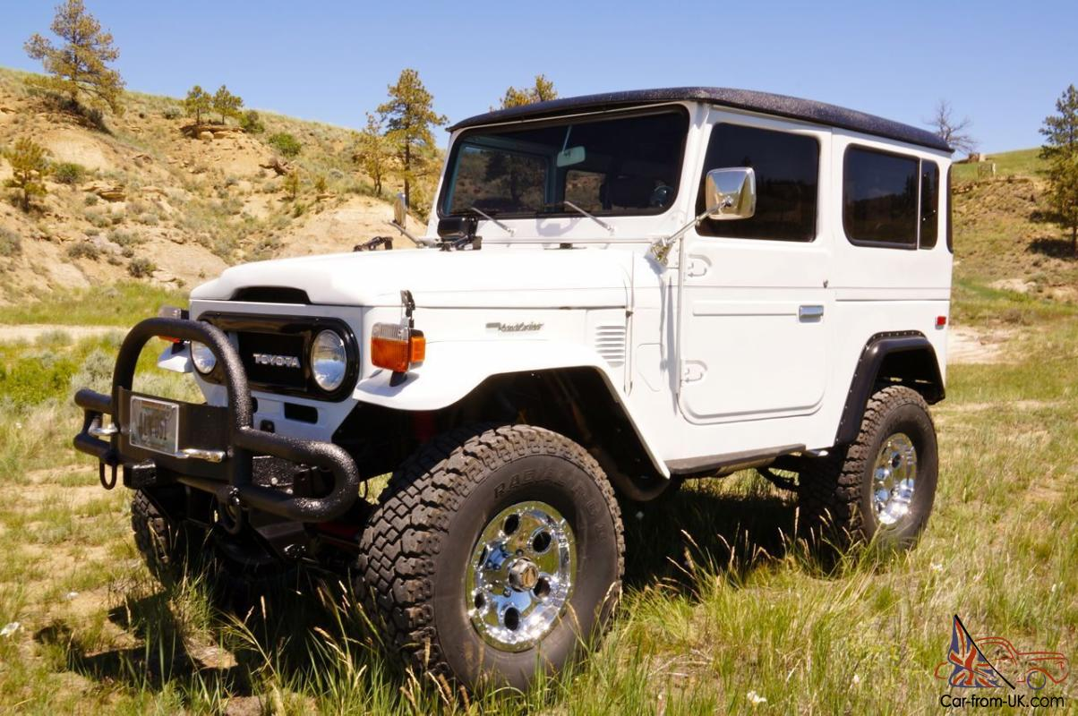 1977 toyota land cruiser fj40 fully rebuilt with chevy. Black Bedroom Furniture Sets. Home Design Ideas