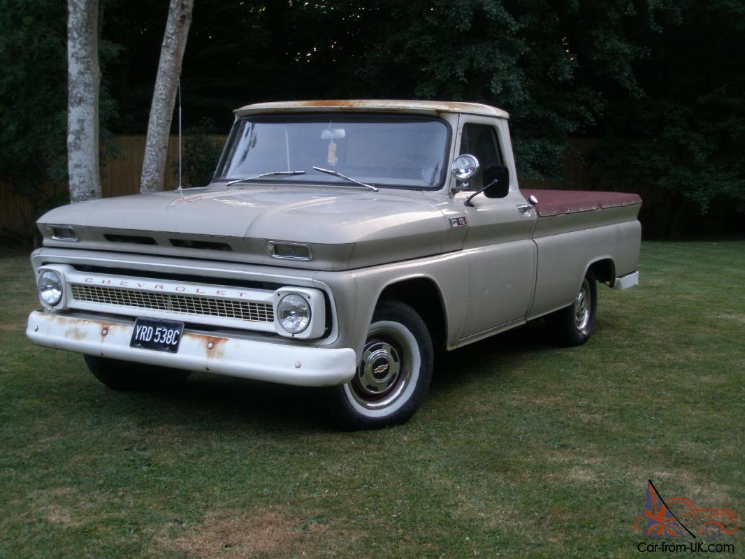 chevy truck 1965 - photo #9