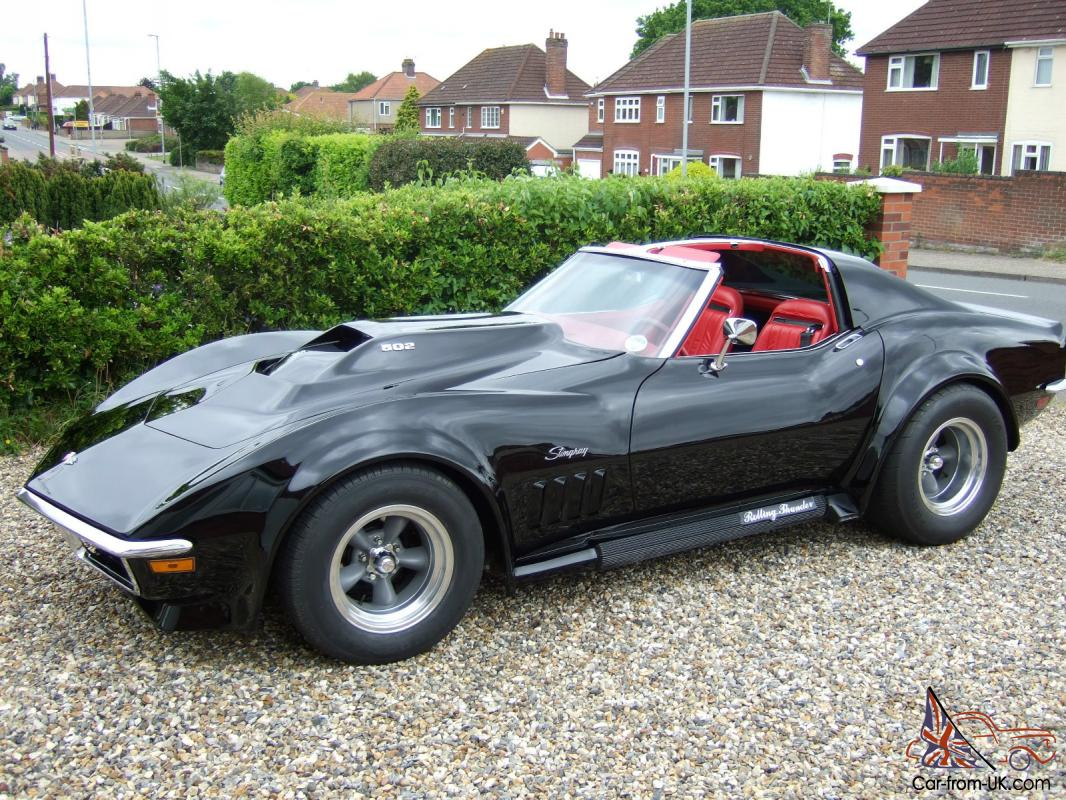 1971 chevrolet gmc corvette stingray 502 hot rod for sale. Cars Review. Best American Auto & Cars Review