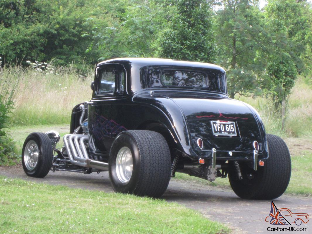 Classic american hot rod steel 1933 plymouth v8 for Classic american
