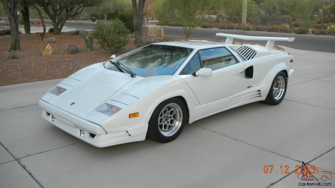 1989 lamborghini countach 25th anniversary. Black Bedroom Furniture Sets. Home Design Ideas
