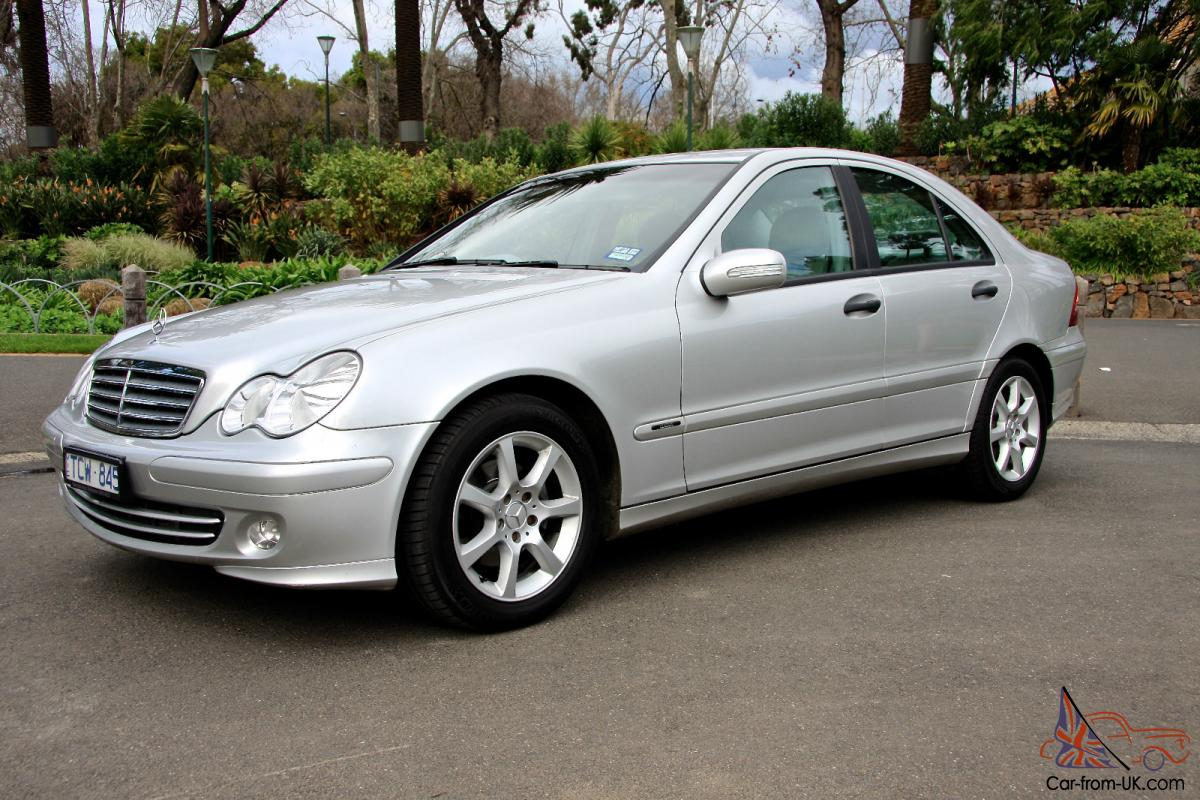 mercedes benz c220 cdi classic 2004 full mercedes service history rego rwc. Black Bedroom Furniture Sets. Home Design Ideas