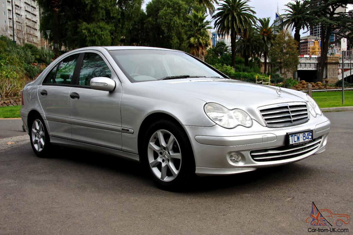 Mercedes benz c220 cdi classic 2004 full mercedes service for Mercedes benz history