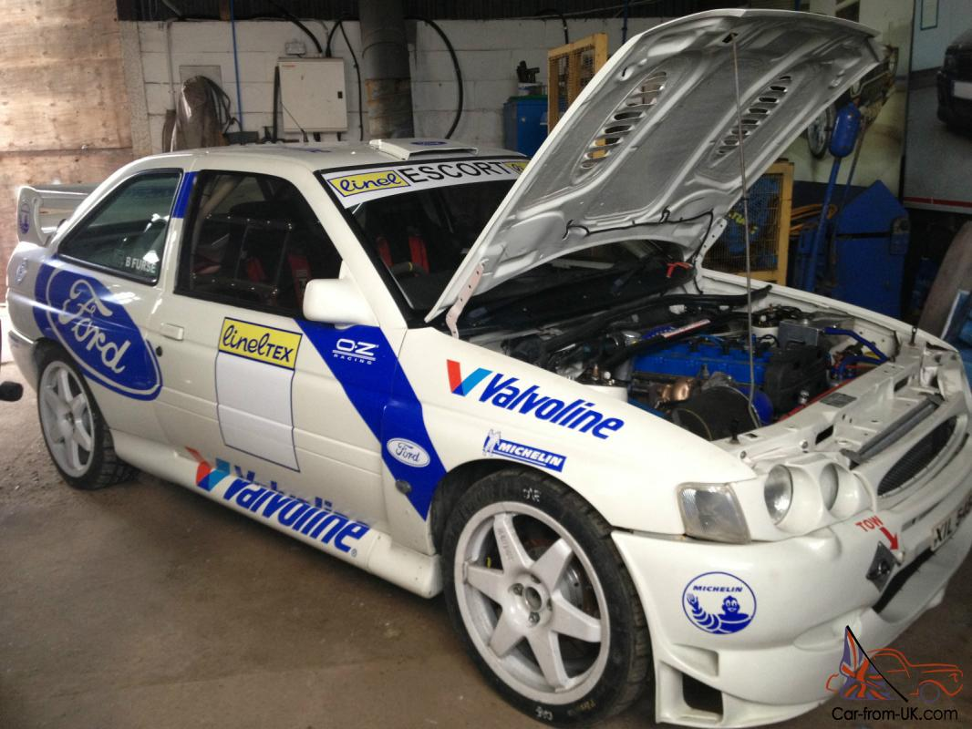 : ford escort cosworth rally car - markmcfarlin.com