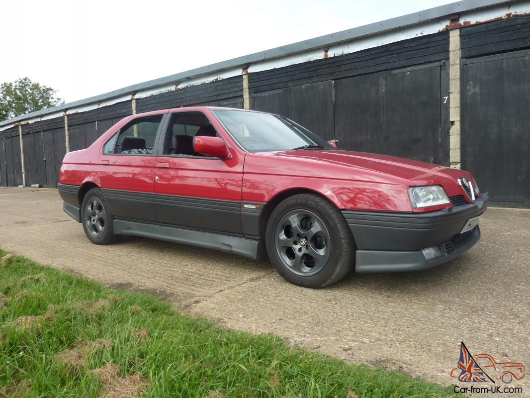 P Alfa Romeo V Cloverleaf Manual - Alfa romeo 164 for sale