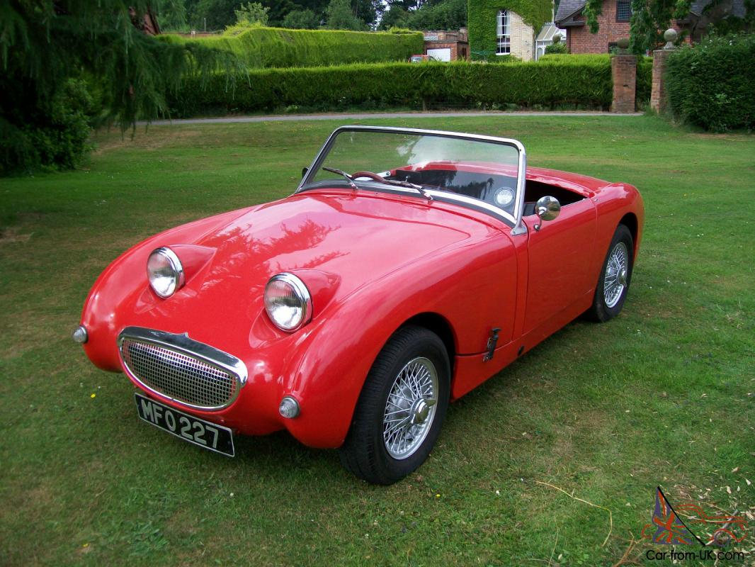 austin healey frog eye sprite. Black Bedroom Furniture Sets. Home Design Ideas