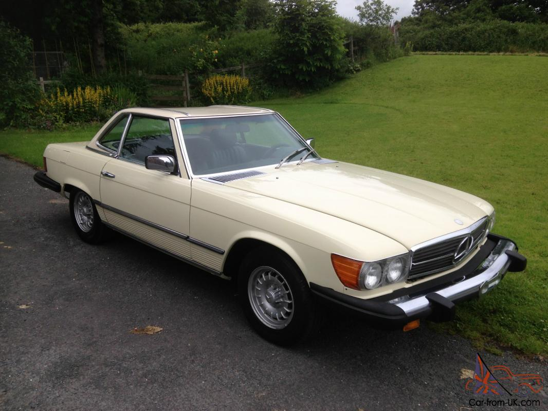 1980 Mercedes 450sl Truelly Stunning Both In And Out