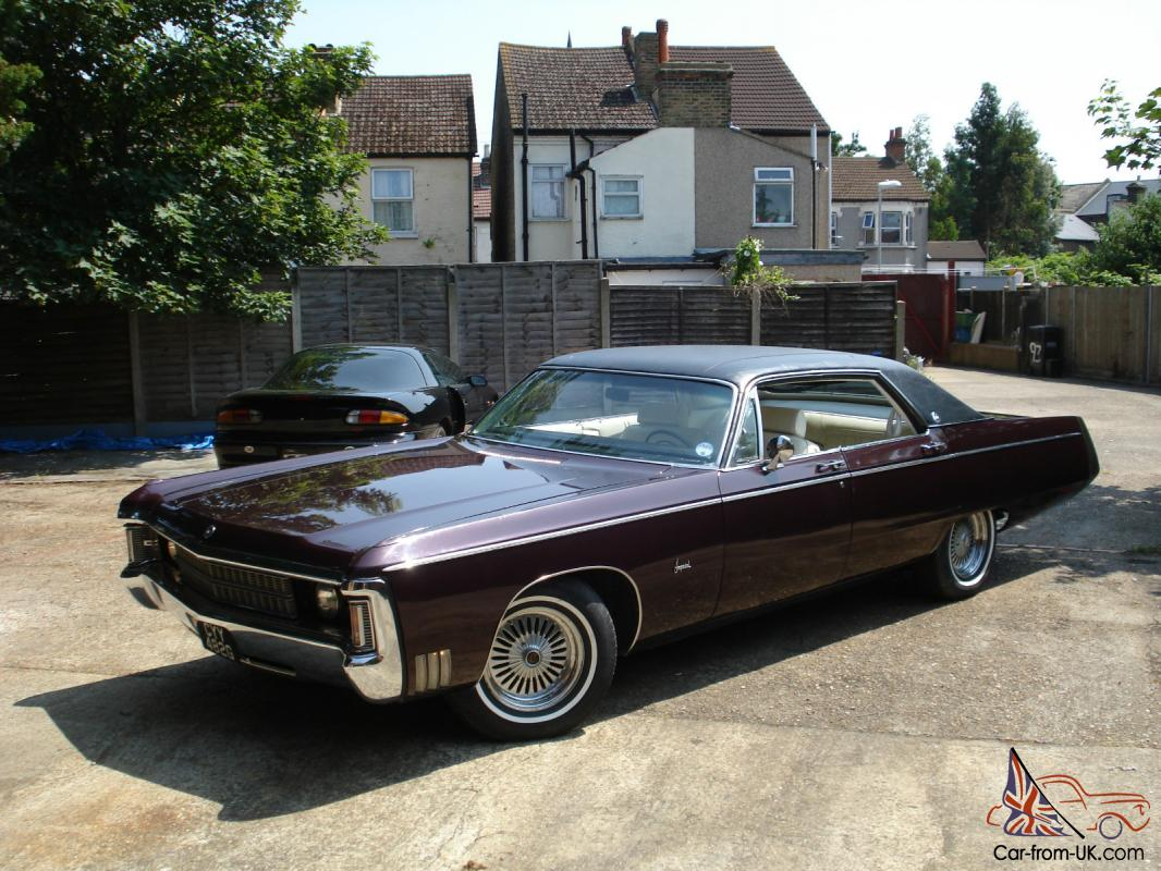 Displaying 1 - 15 of 50 total results for classic Chrysler Imperial Vehicles for bestkapper.tkission: Auto.