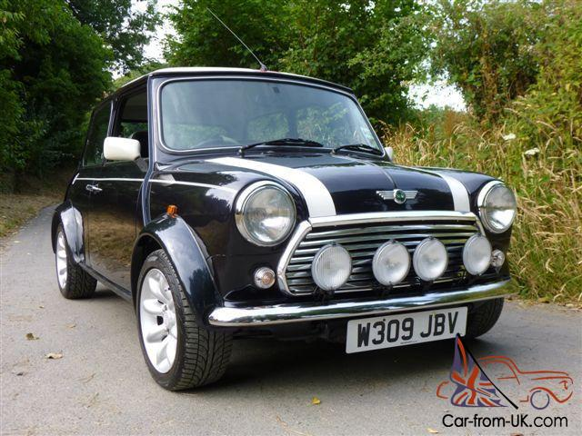 2000 rover mini cooper sport on just 18300 miles. Black Bedroom Furniture Sets. Home Design Ideas