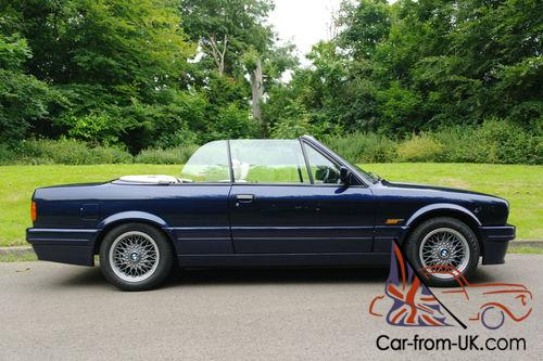 1991 j bmw e30 325i motorsport convertible. Black Bedroom Furniture Sets. Home Design Ideas