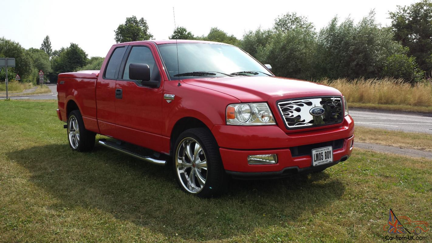 American Ford F150 V8 Auto 2005 Low Mileage Pick Up