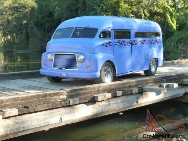 Commer 1962 VAN HOT ROD Commercial Muscle Ford Chev Classic Truck Dodge Kenworth