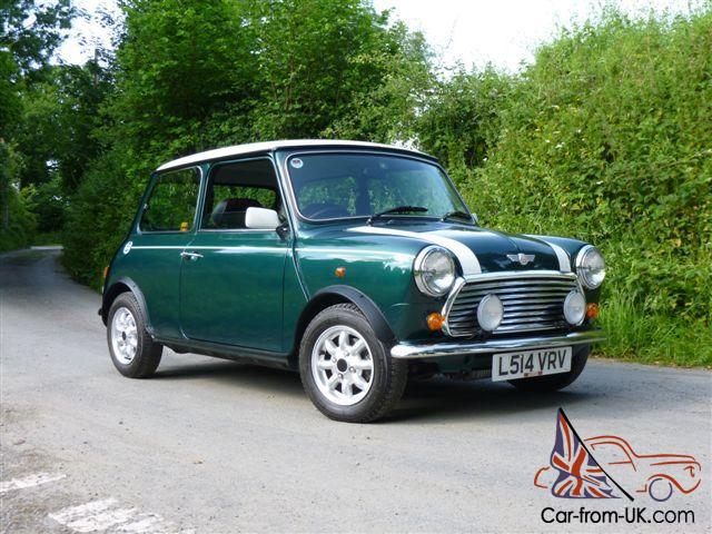 1994 Rover Mini Cooper 1 3i On 1950 Miles From New