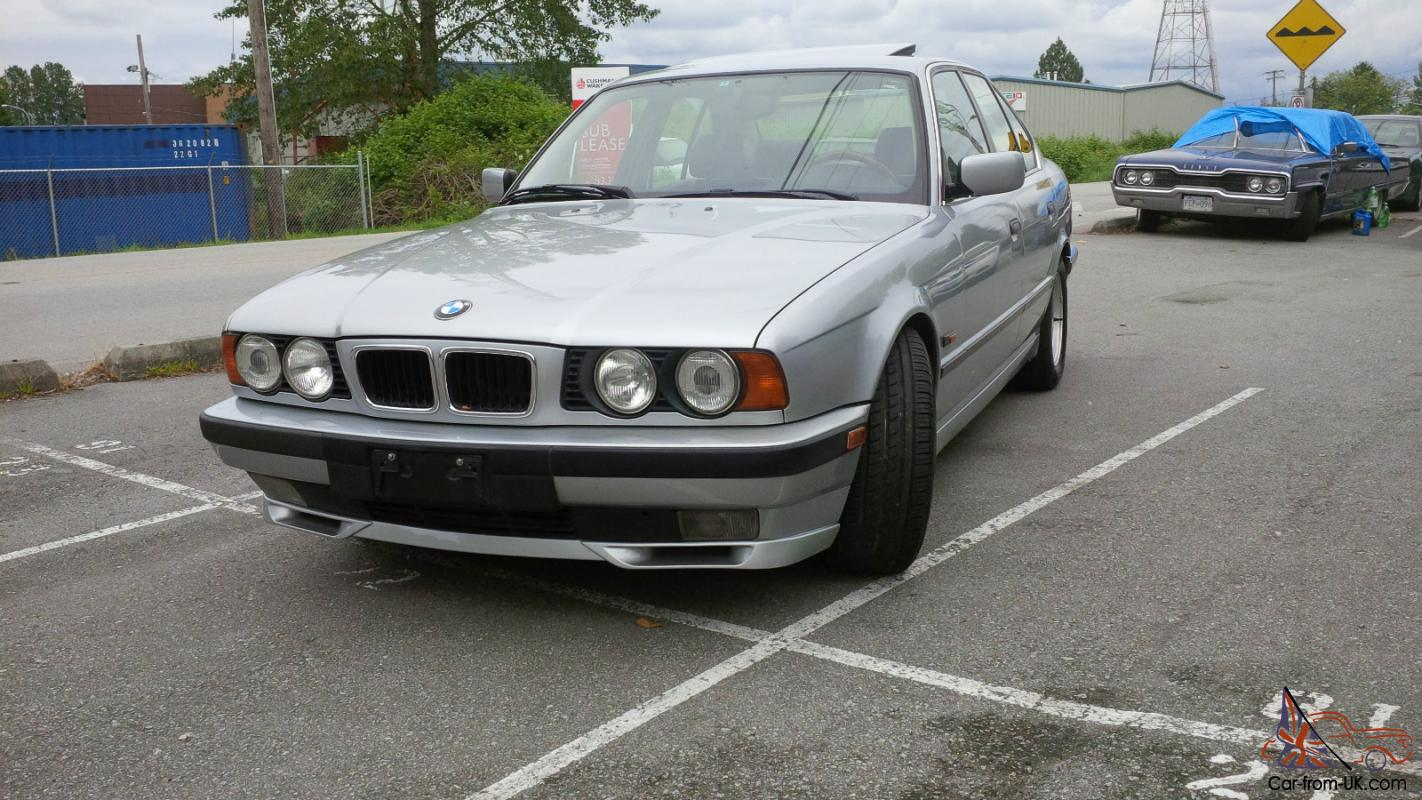 1992 Bmw 540i Automatic E34 Related Infomation