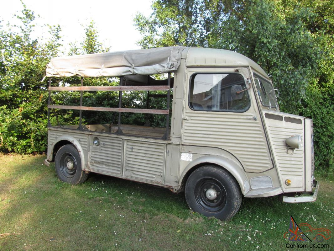 citroen hy pick up h van catering. Black Bedroom Furniture Sets. Home Design Ideas