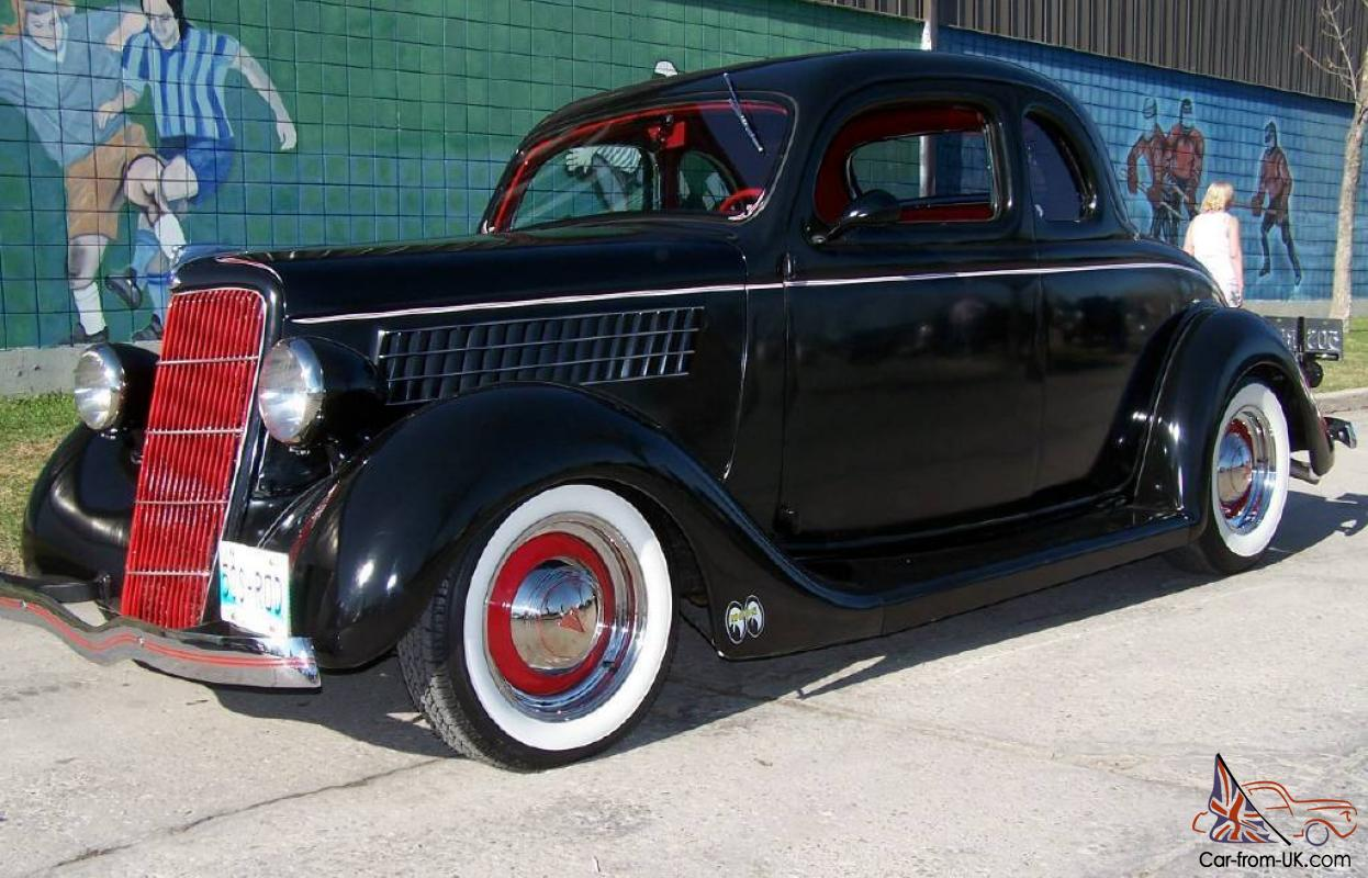 1935 ford coupe Ford motor auto sales