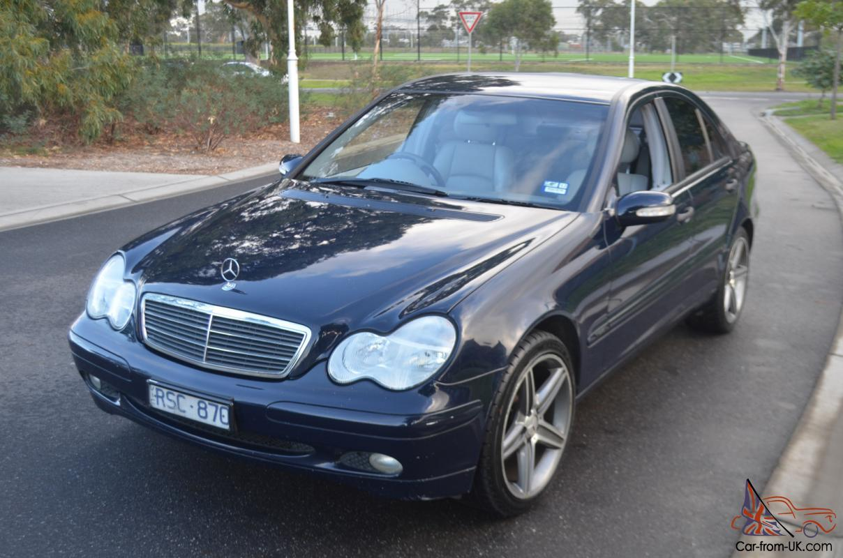 mercedes c200 2003 kompressor classic in melbourne vic. Black Bedroom Furniture Sets. Home Design Ideas