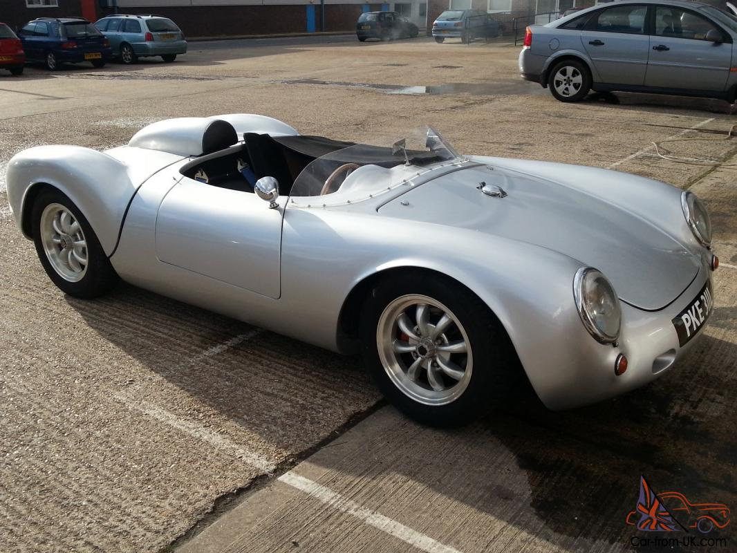 Porsche 550 Spyder By Technic