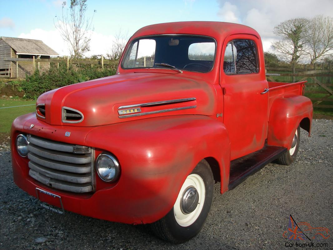 1949 Ford Truck Sale Ebay