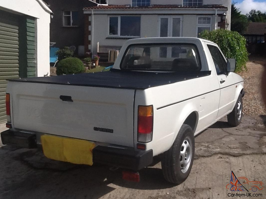Pickup For Sale Vw Caddy Ebay Bug Electric Fuel Pump Images Of
