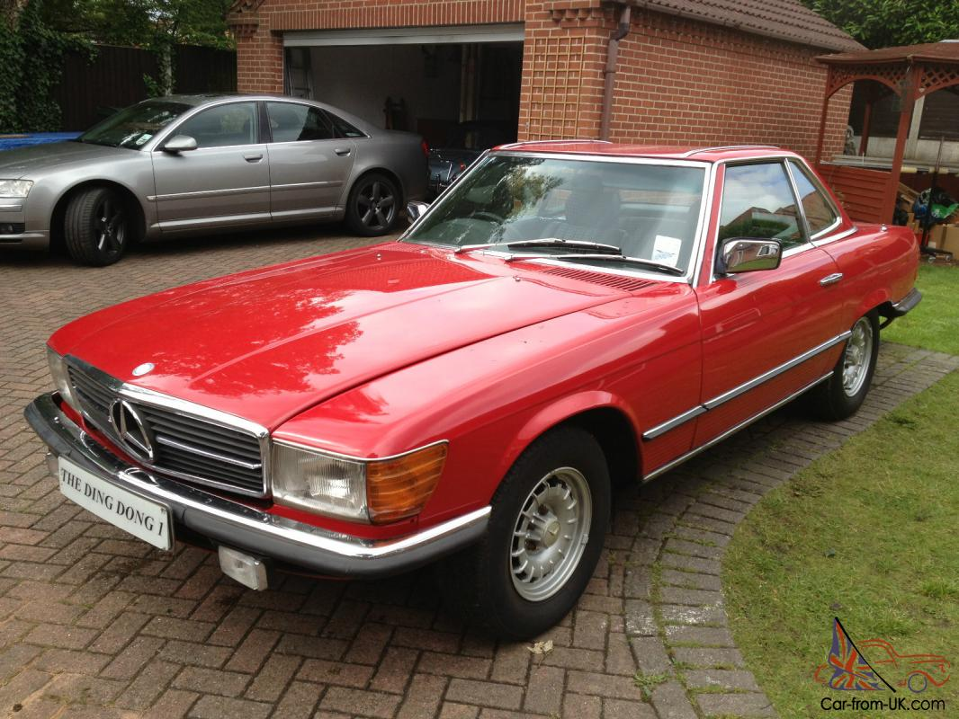 1980 mercedes benz 450 sl my mums from new for 1980s mercedes benz