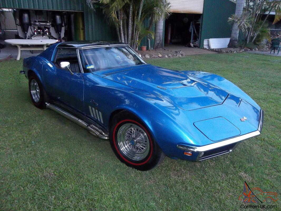 1969 corvette stingray 427 auto for sale. Cars Review. Best American Auto & Cars Review