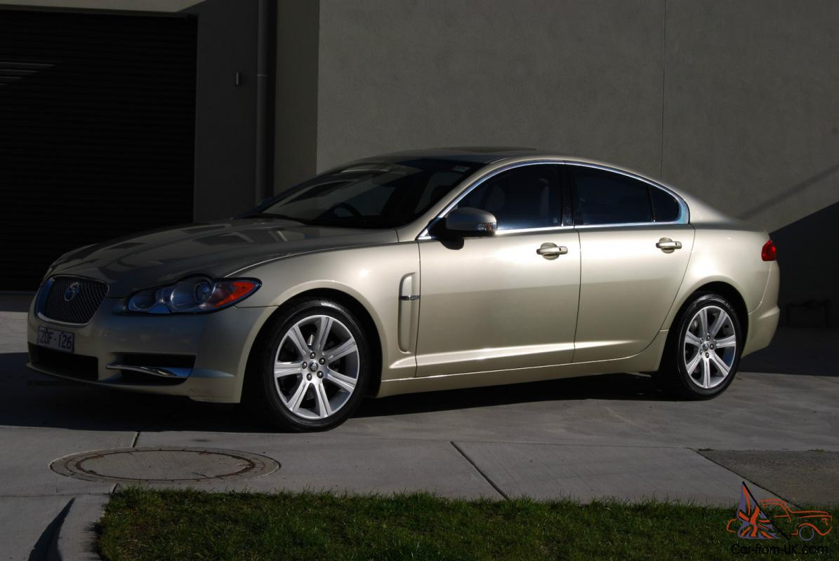 jaguar xf 2008 2 7 litre twin turbo diesel luxury. Black Bedroom Furniture Sets. Home Design Ideas