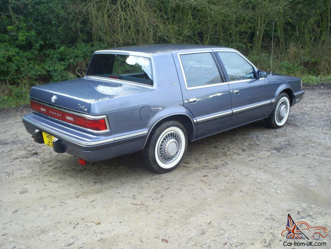 1991 dodge dynasty ebay autos post for Dynasty motors baltimore md